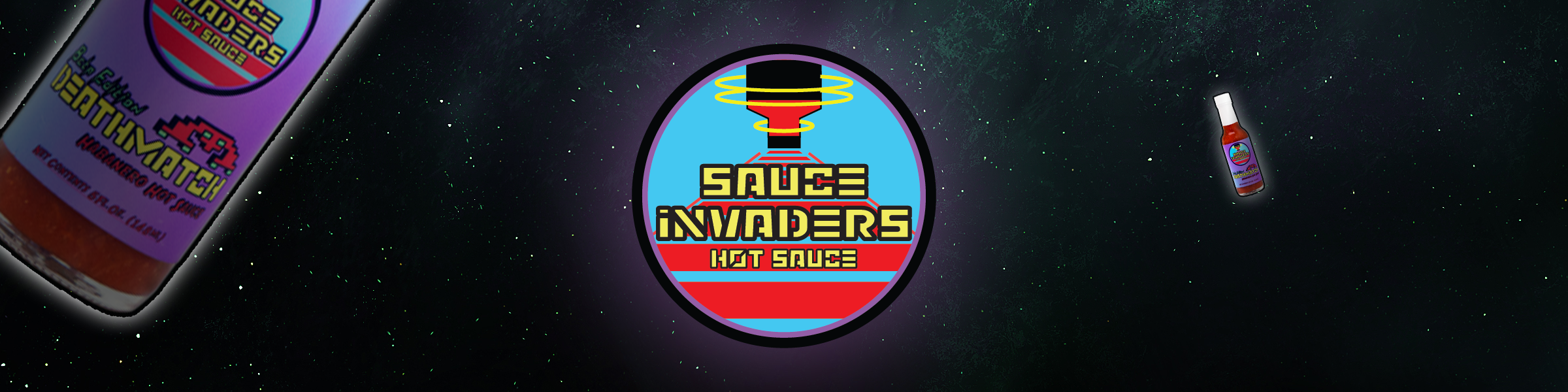 Sauce Invaders