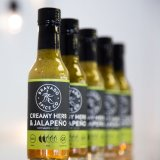 Bravado Spice Co. Creamy Herb and Jalapeno Hot Sauce