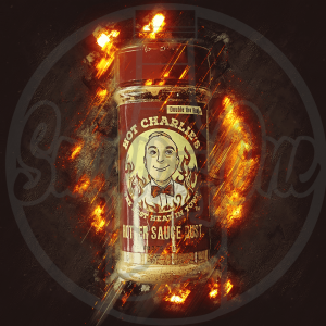 Hot Charlie's Hotter Hot Sauce Dust